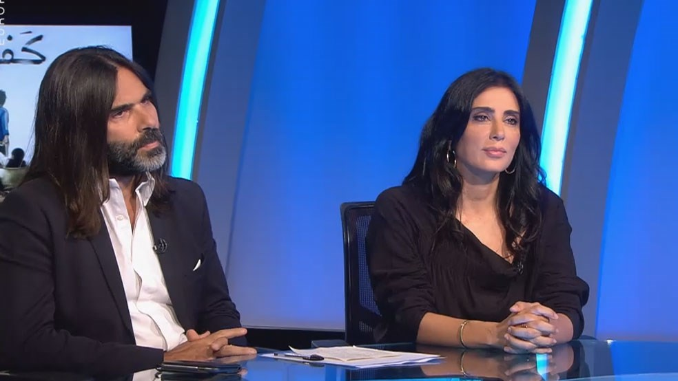 Nadine Labaki & Khaled Mouzanar Interview