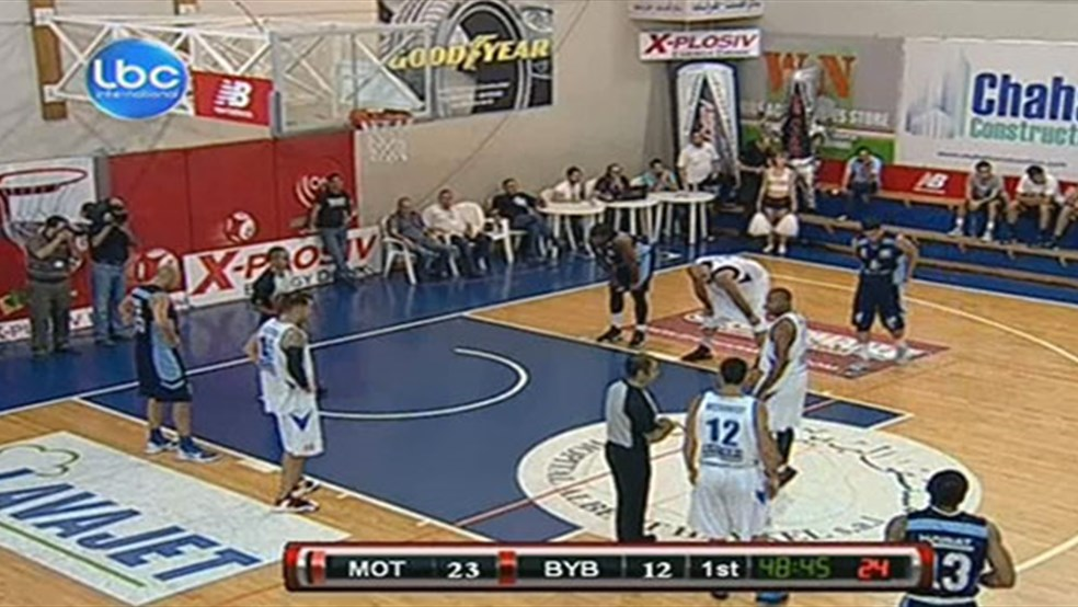 Moutahed vs Byblos