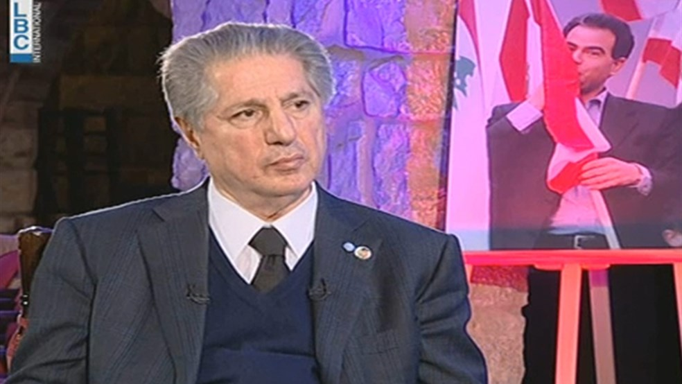 Amine Gemayel – Part 1
