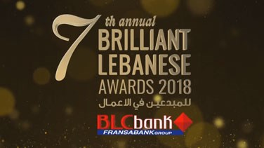 Brilliant Lebanese Awards 2018