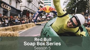 Red Bull - Soap Box